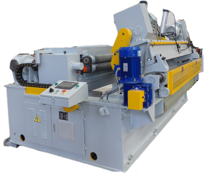 Veneer Lathe (spindle-less) (Spindle less Rotary Machine)